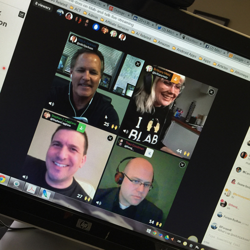 Mitch Jackson on Blab