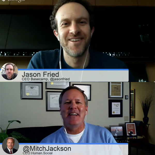 Jason Fried ofBasecamp