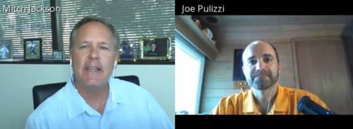 joe pulizzi streaming lawyer