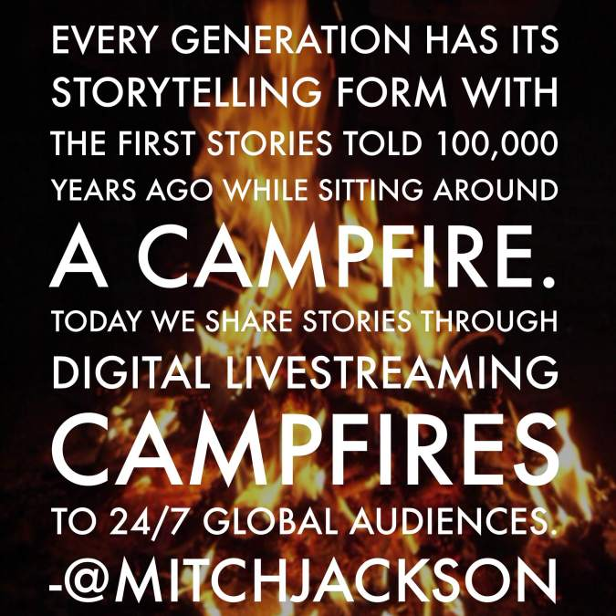 Streaming Lawyer Digital Campfires