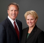 Mitch Jackson and Lisa Wilson of Jackson and Wilson